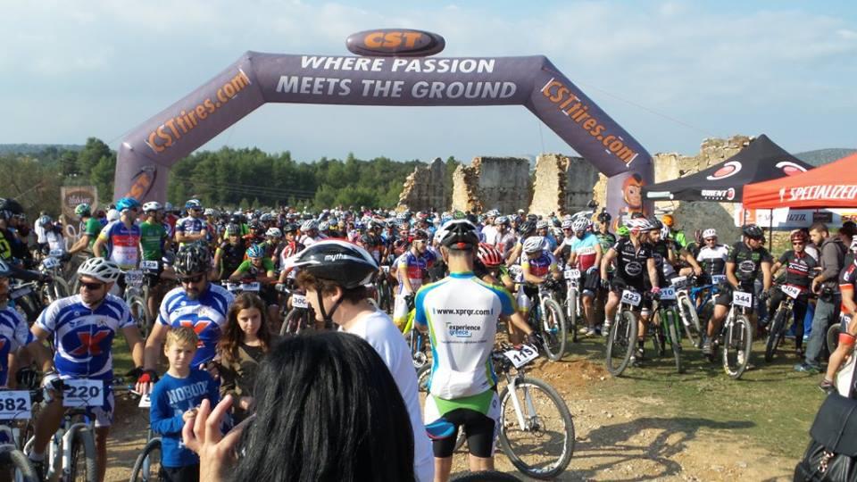 Από το 5ο Master Bike MTB Race