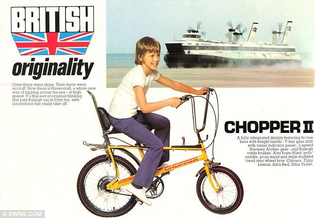 Ralleigh Chopper