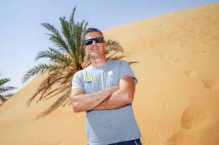 Abu Dhabi Tour 2015 - 1a tappa Qasr al Sarab - Madinat Zayed 174 km  - 07/10/2015 -  - foto Luca Bettini/RCS Sport