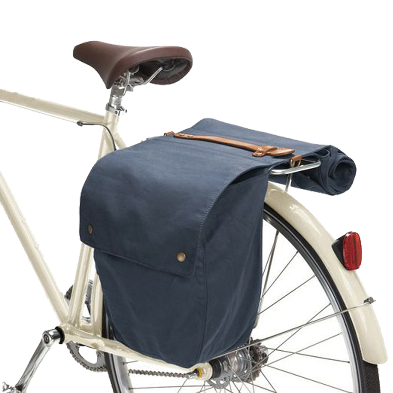 Tourbon-Fashion-Large-Capacity-Canvas-Rear-Panniers-Pair-Saddle-Bags-Touring-Commuter-Navy-Blue-Bike-Travelling