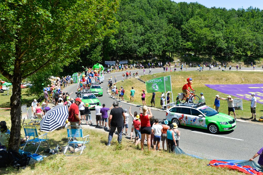Tour de France 2016 - 07/07/2016 - Etape 6 - Arpajon-sur-cère/ Montauban (190,5 km)