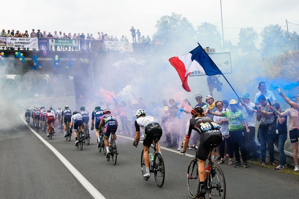 Tour de France 2016 - 09/07/2016 - Etape 8 - Pau/ Bagnère-de-Luchon (184 km)
