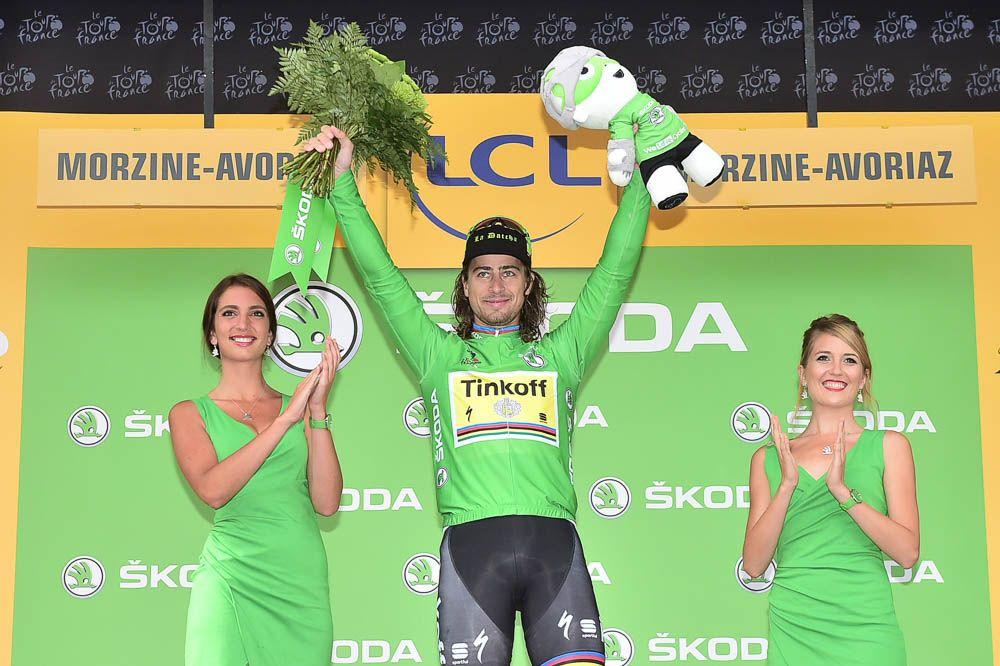 Tour de France 2016 - 23/07/2016 - Etape 20 - Megève / Morzine (146,5 km) - Peter SAGAN (TINKOFF)