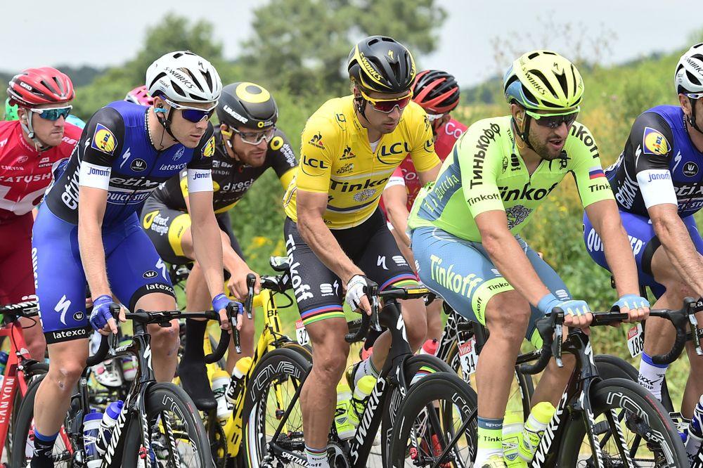 Tour de France 2016 - 05/07/2016 - Etape 4 - Saumur/ Limoges (237.5 km)