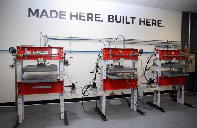 Η HIA Velo είναι περήφανη που τα προϊόντα της σχεδιάζονται και κατασκευάζονται στις ΗΠΑ