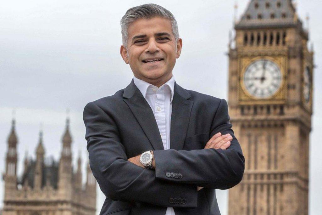 Ο Δήμαρχος του Λονδίνου, Sadiq Khan