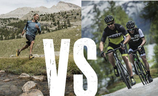 Ποδηλάτης ή Runner