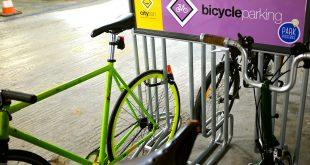 Park your bike