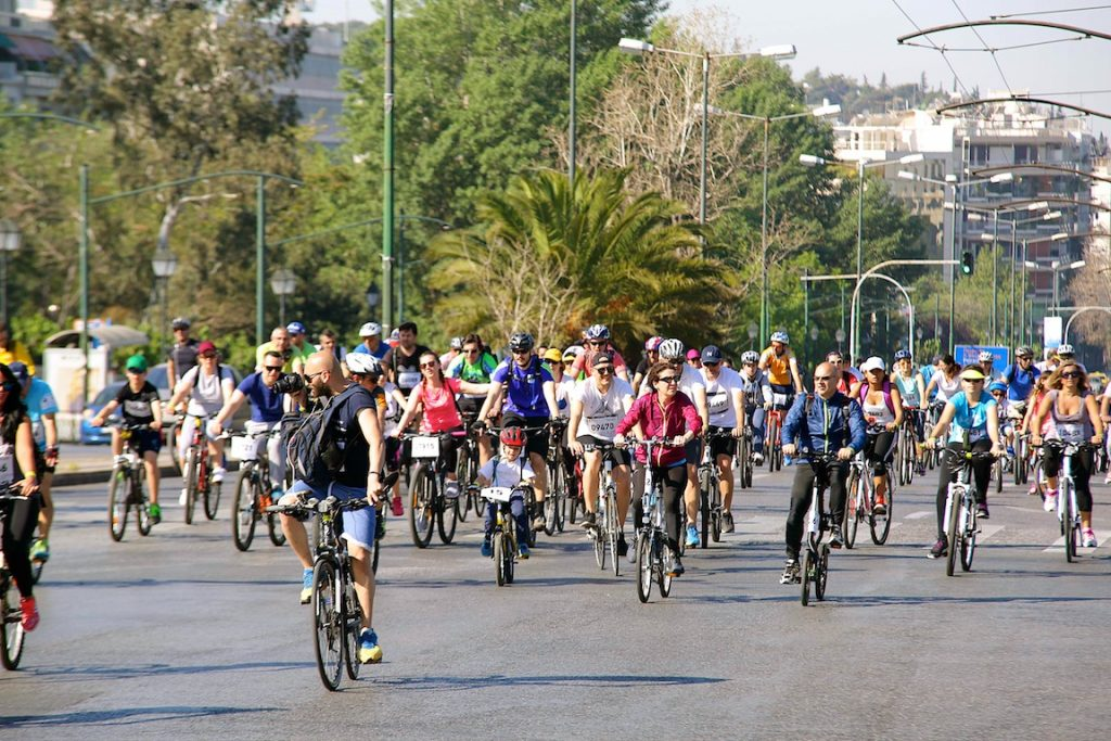 Athens Bike Weekend