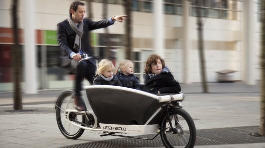 cargo e bikes