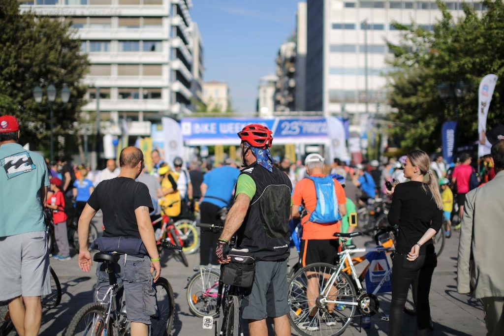Βιοιατρική χορηγός Athens Bike Weekend