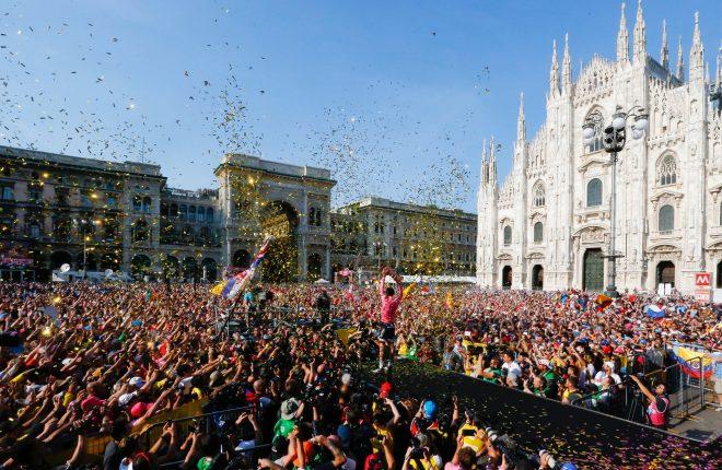 Γύρος Ιταλίας 2017