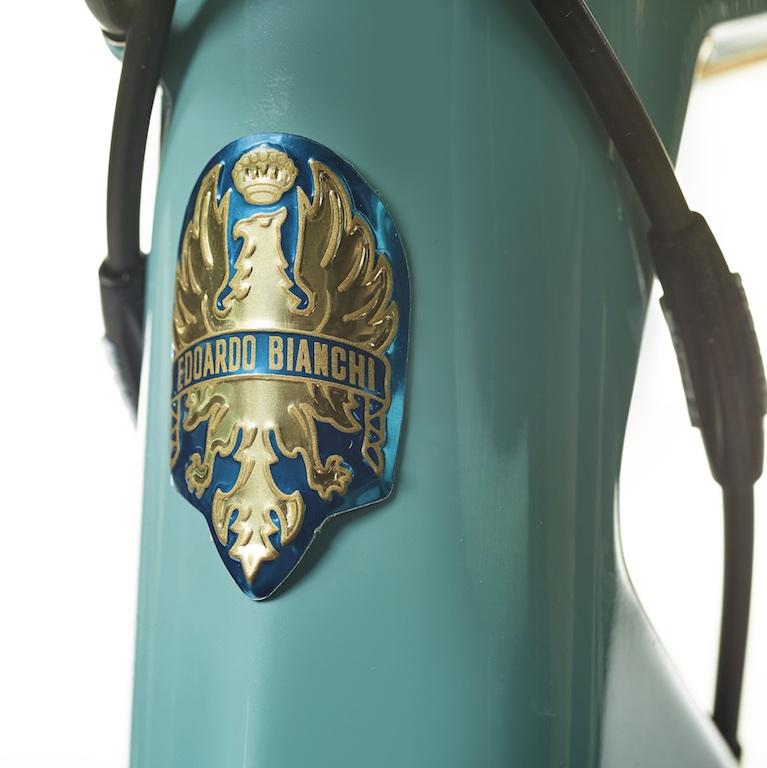 Bianchi Specialissima Pantani