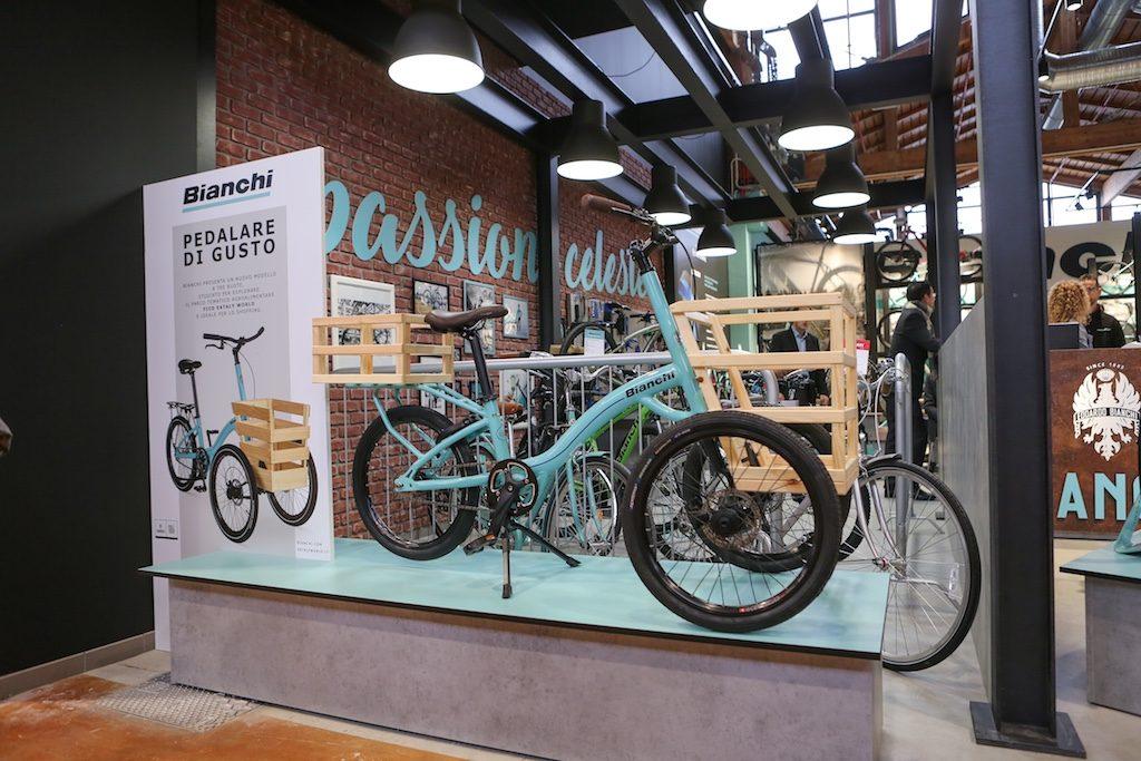Bianchi Shopping Bike