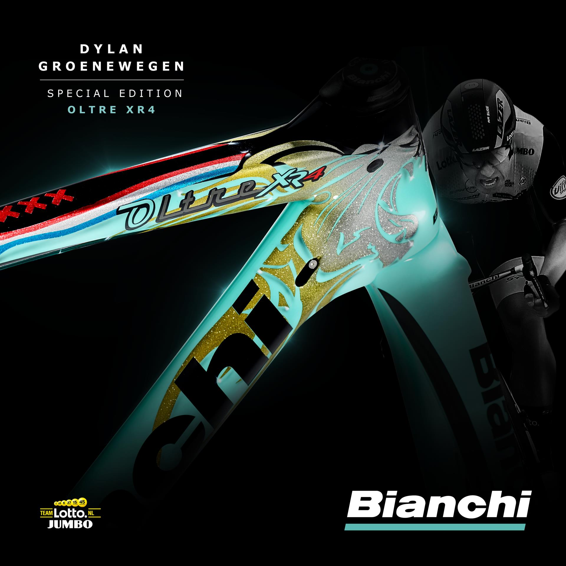 Bianchi Oltre XR4 Special Edition
