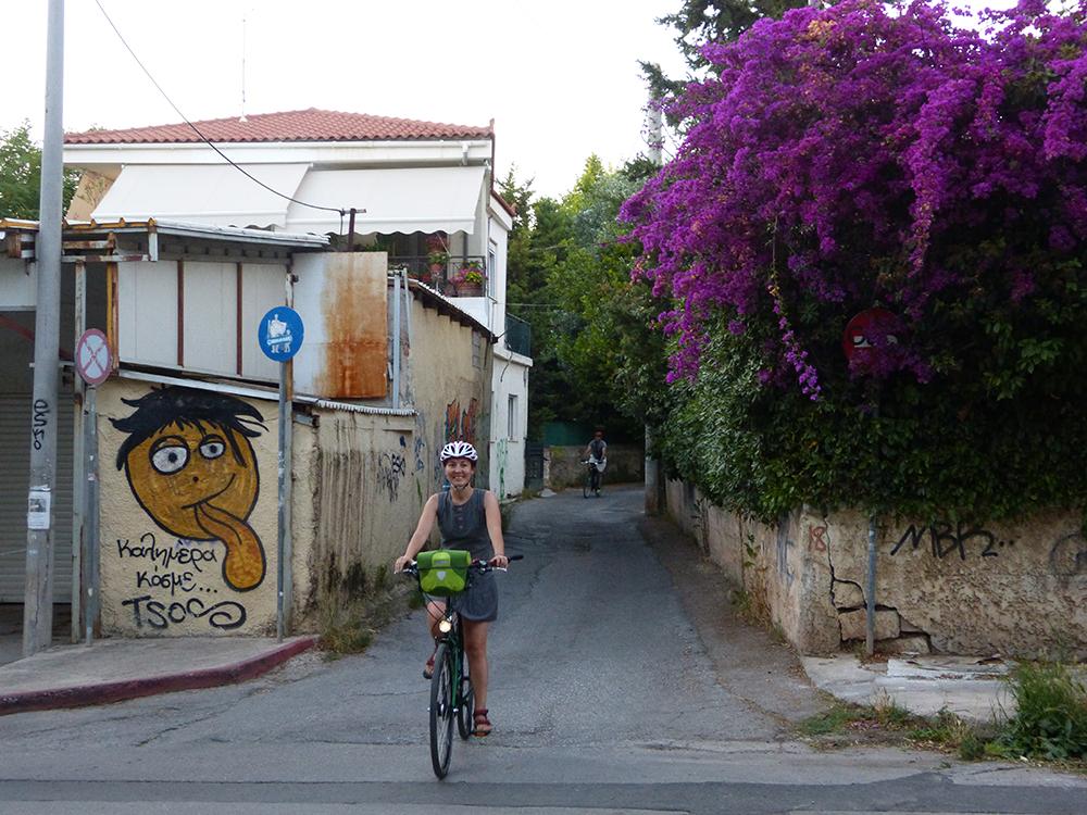 Γυναίκες και ποδήλατο