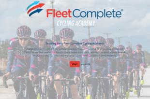 Fleet complete cycling academy greece