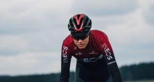 Chris Froome ατύχημα