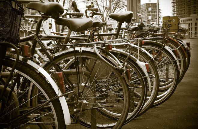 Εγώ ποδήλατο πότε θα κάνω