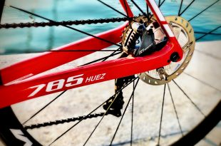 LOOK 785 HUEZ DISC MBIKE