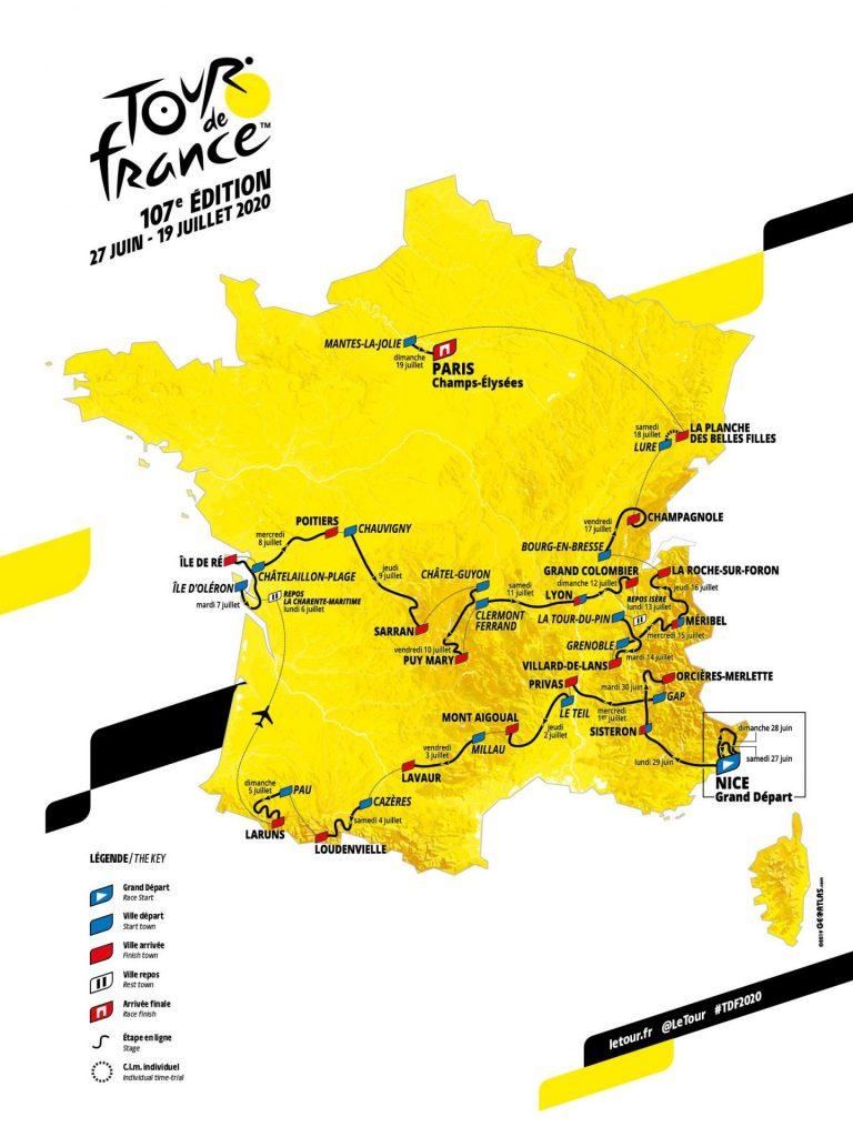 Γύρος της Γαλλίας 2020