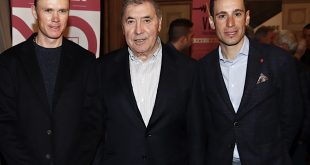 Eddy Merckx νοσοκομείο