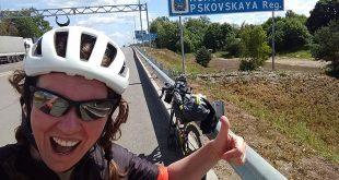 Γύρος του κόσμου με ποδήλατο