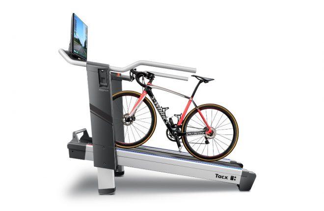 διάδρομος προπόνησης ποδηλάτου