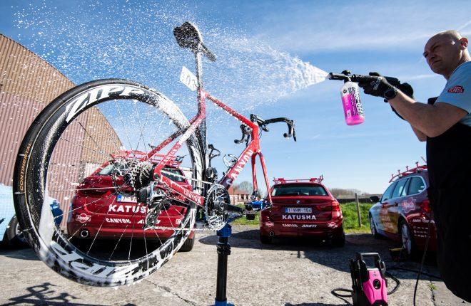 πιεστικό ποδηλάτου muc-off