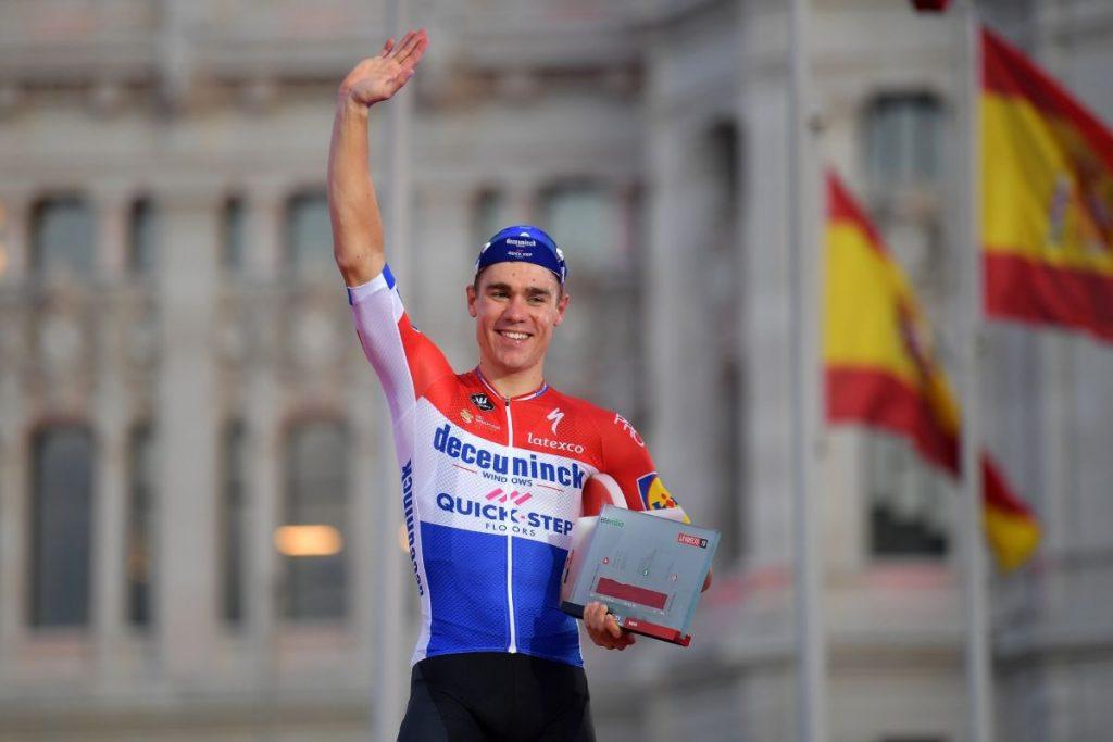 Fabio Jakobsen Vuelta