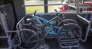 Λεωφορεία φιλικά στα ποδήλατα