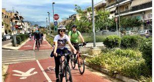 Ποδηλατόδρομοι Αθήνα