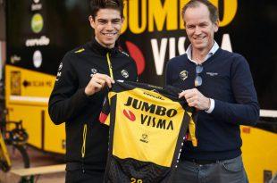 Van Aert Team Jumbo-Visma