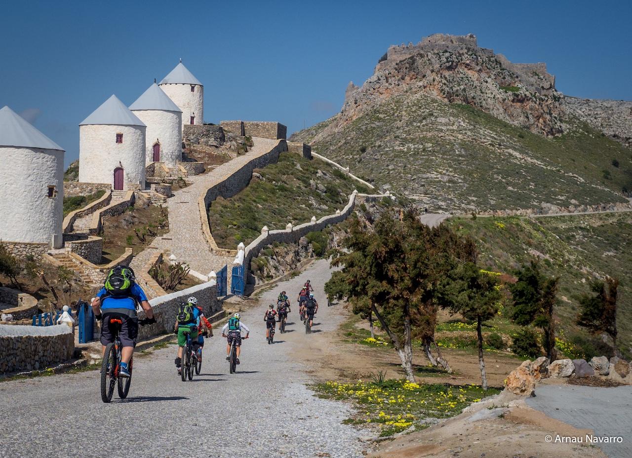 ταξίδι με ποδήλατο