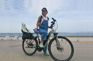 Μόνικα ποδήλατο