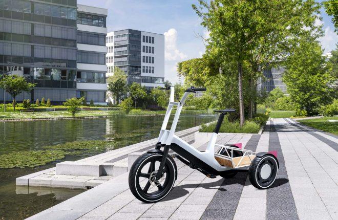 BMW Cargo Bike